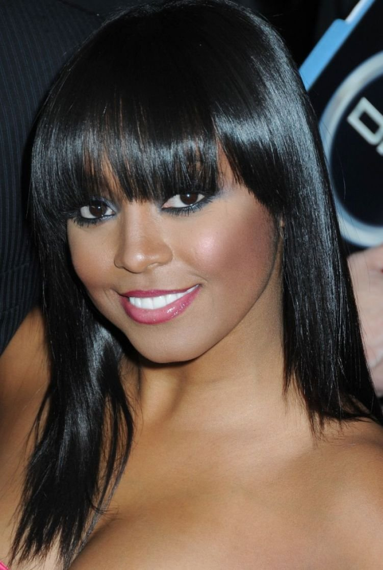 The Best China Bang Hairdos African American Hairstyles With Pictures