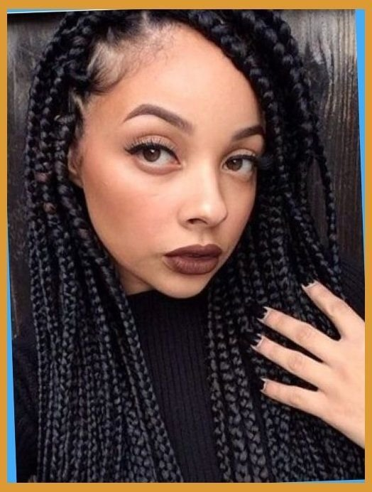 The Best Different Types Of Braids African American Braids Pictures