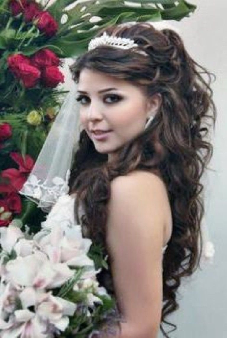 The Best Quinceanera Hairstyles On Pinterest Pictures