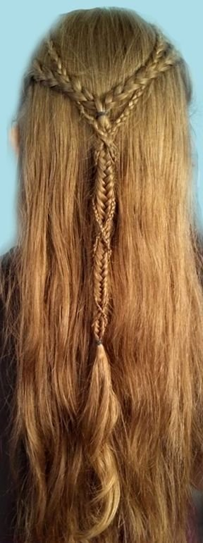 The Best Irish Hairstyles Celtic Knot Hairstyles Www Imgkid Com Pictures