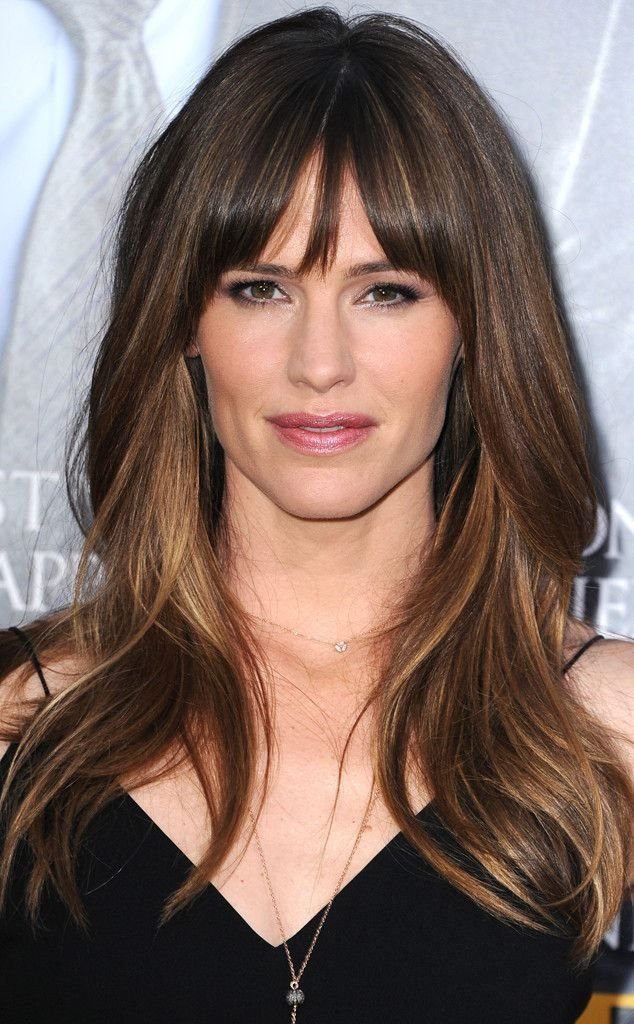 The Best Jennifer Garner Hair On Pinterest Sombre Hair Brunette Pictures