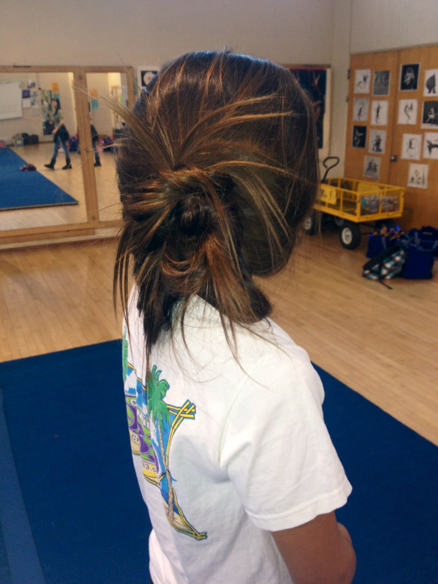 The Best Cute Hairstyles Cheer Practice Hair Pictures