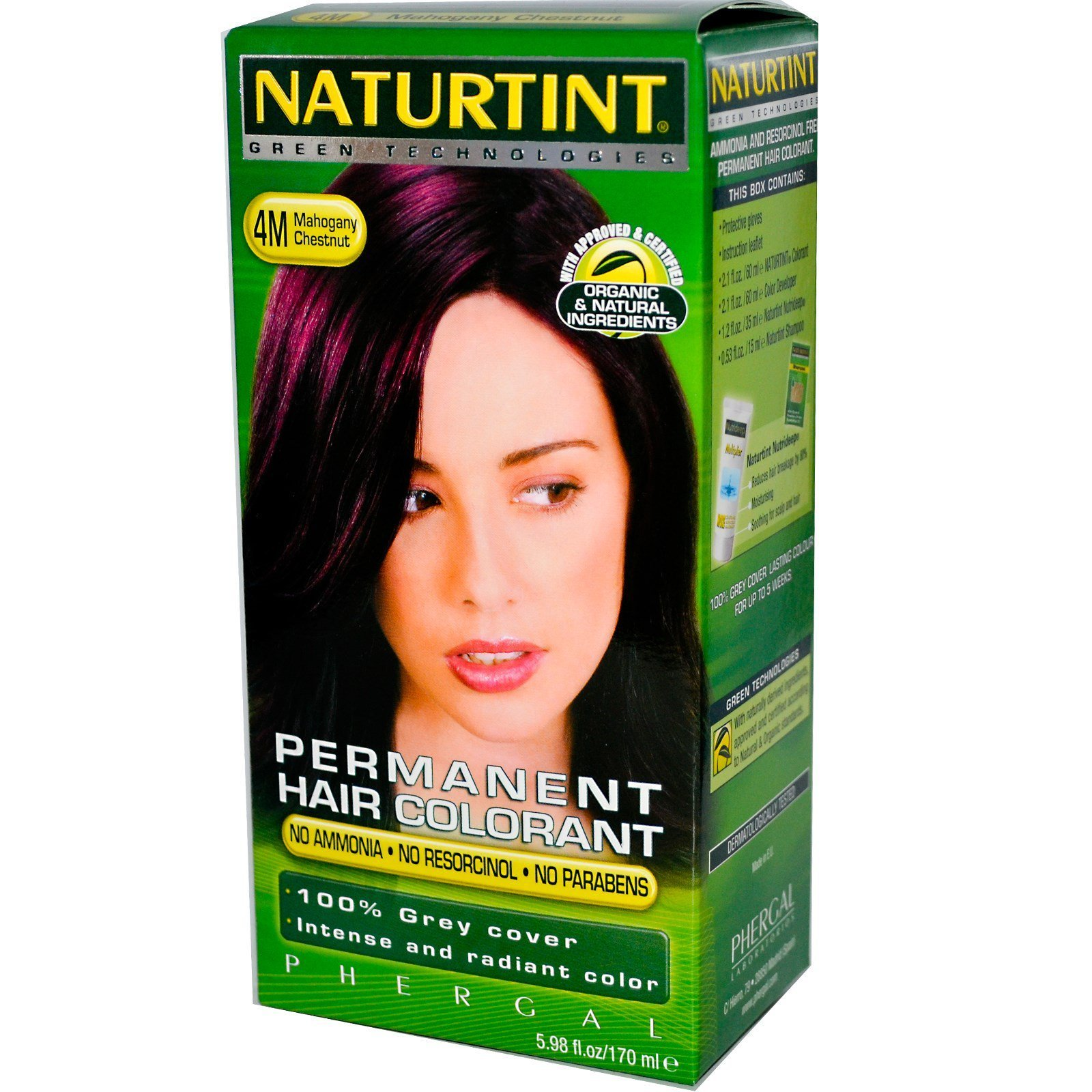 The Best Naturtint Permanent Hair Colorant 4M Mahogany Chestnut Pictures