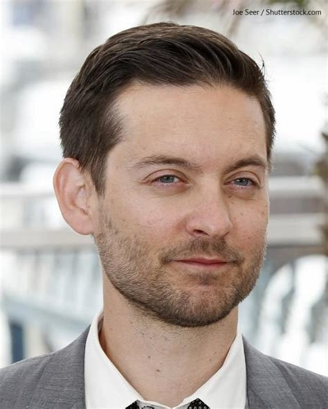 The Best Tobey Maguire Hairstyles Pictures