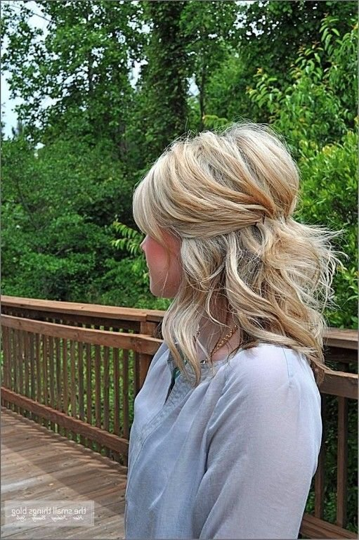 The Best 24 Lovely Medium Length Hairstyles For 2019 Weddings Page 2 Pictures