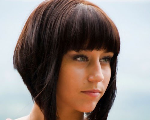 The Best 30 Spectacular Angled Bob Hairstyles Creativefan Pictures