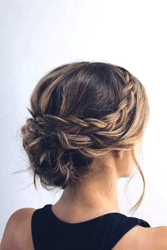 The Best 72 Romantic Wedding Hairstyle Trends In 2019 Ecemella Pictures