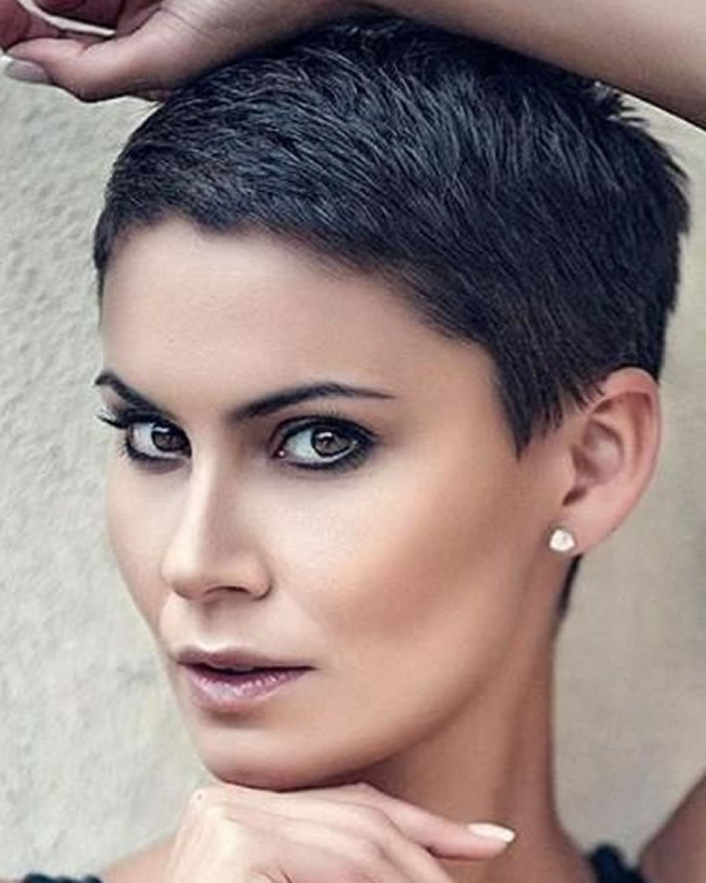 The Best Super Very Short Pixie Haircuts Hair Colors For 2018 2019 – Hairstyles Pictures