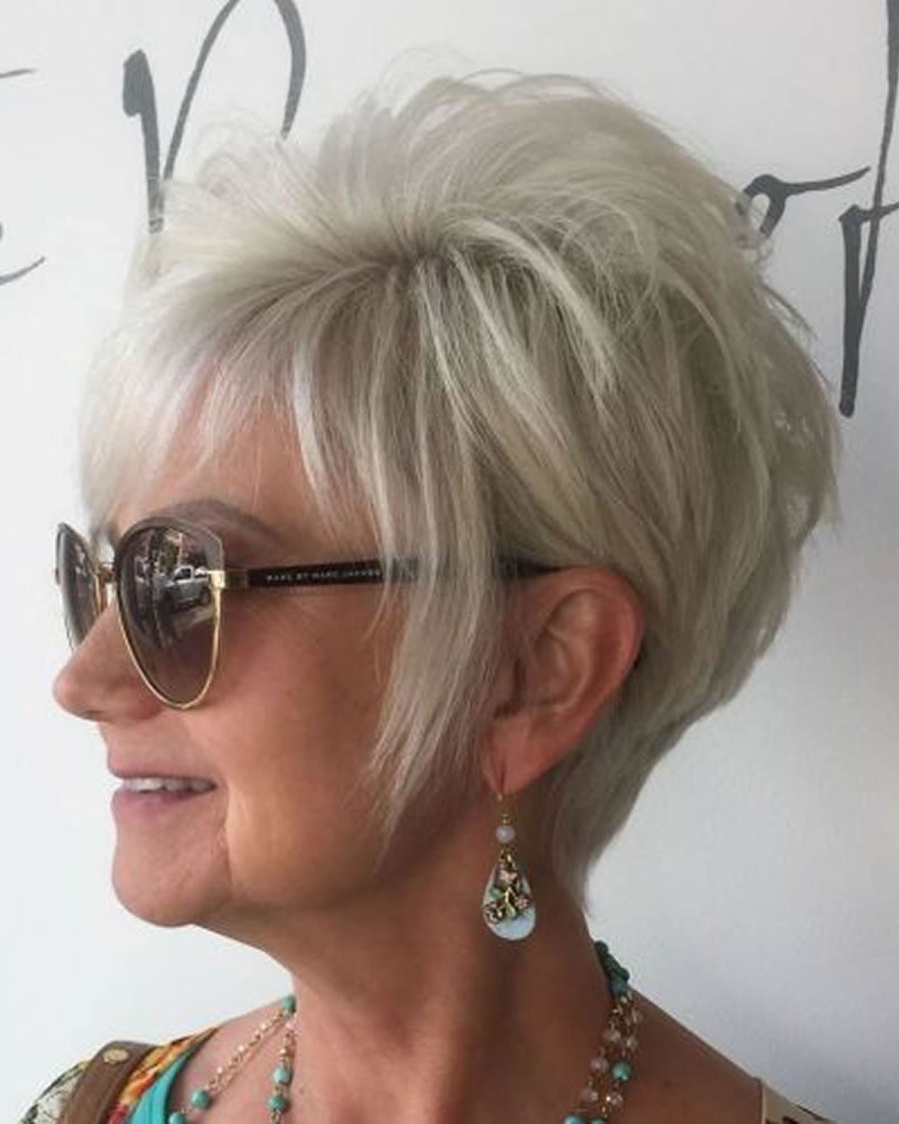 The Best Pixie Short Haircuts For Older Women Over 50 2018 2019 Short Haircuts – Hairstyles Pictures