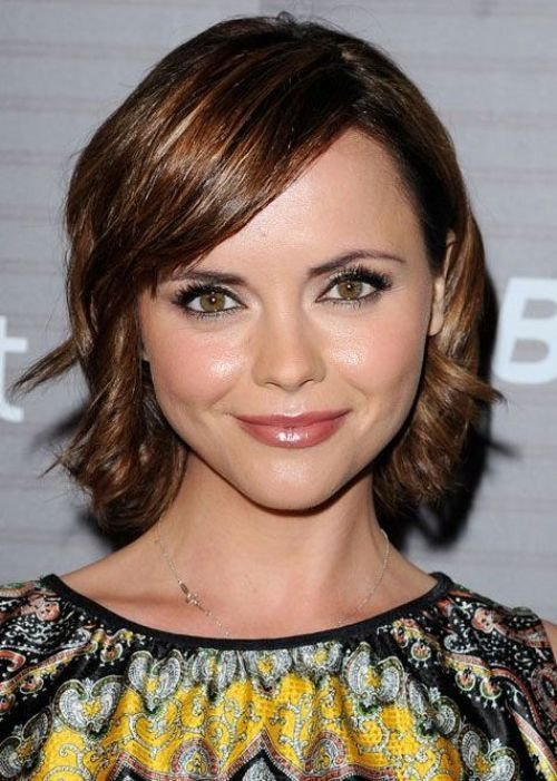 The Best 30 Best Hairstyles For Big Foreheads Herinterest Com Pictures
