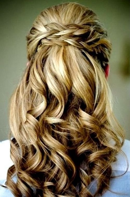 The Best 62 Half Up Half Down Wedding Hairstyles Fall In Love With Koees Blog Pictures