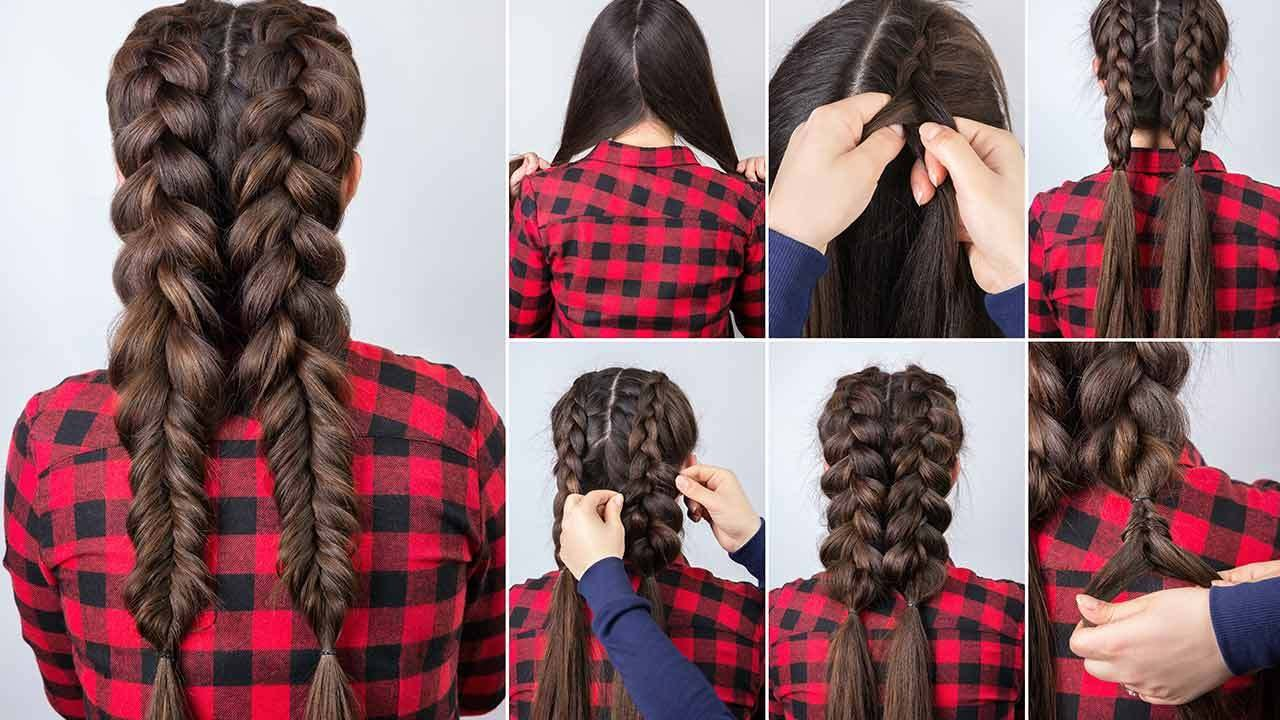 The Best 5 Pretty Braided Hairstyle Ideas For Long Hair L Oréal Paris Pictures