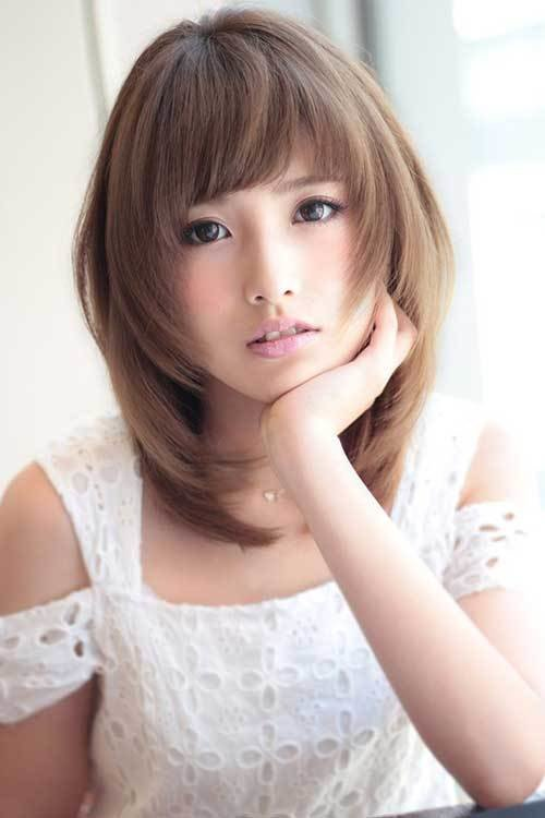 The Best 25 Popular Layered Medium Haircuts Hairstyles And Haircuts Lovely Hairstyles Com Pictures