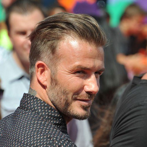 The Best 25 David Beckham Hairstyles 2019 Men S Haircuts Pictures