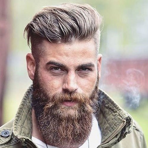 The Best 25 Cool Beards And Hairstyles For Men 2019 Men S Pictures