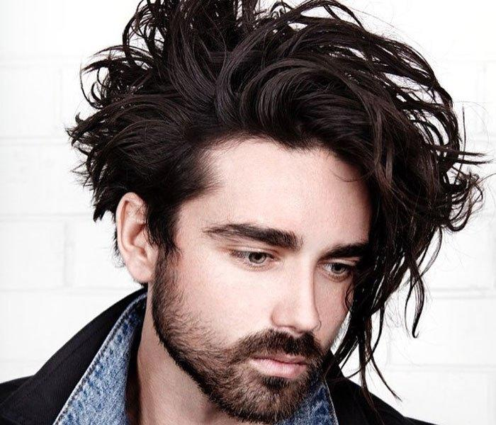 The Best 37 Messy Hairstyles For Men 2019 Guide Pictures