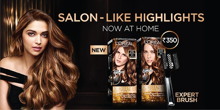 The Best L Oreal Paris Excellence Fashion Highlights Hair Color At Pictures
