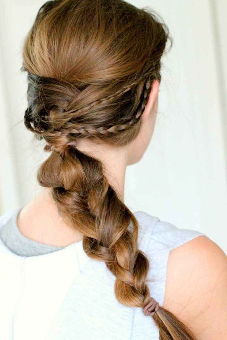 The Best Braided Summer Hairstyle Ideas Pinkwhen Pictures