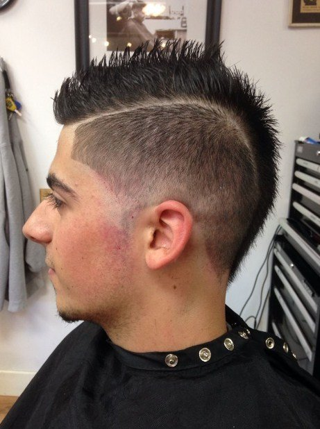 The Best Learn How To Do A Mohawk Hairstyle Pictures