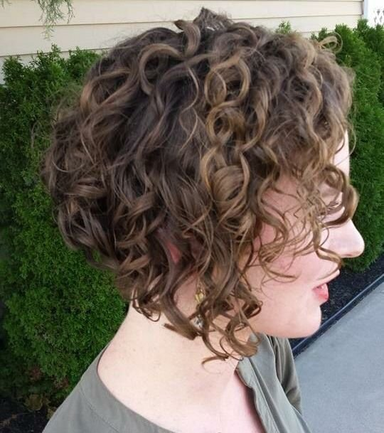The Best Get An Inverted Bob Haircut For Curly Hair Pictures