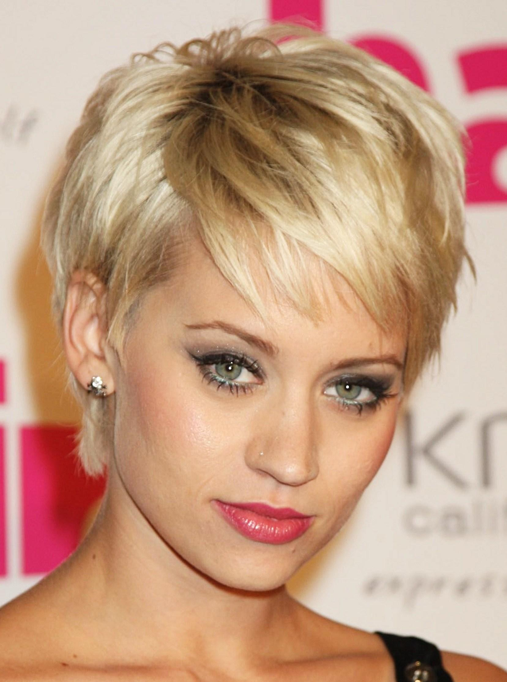 The Best Short Cuts And Pixie Crops Hairstyles Pictures