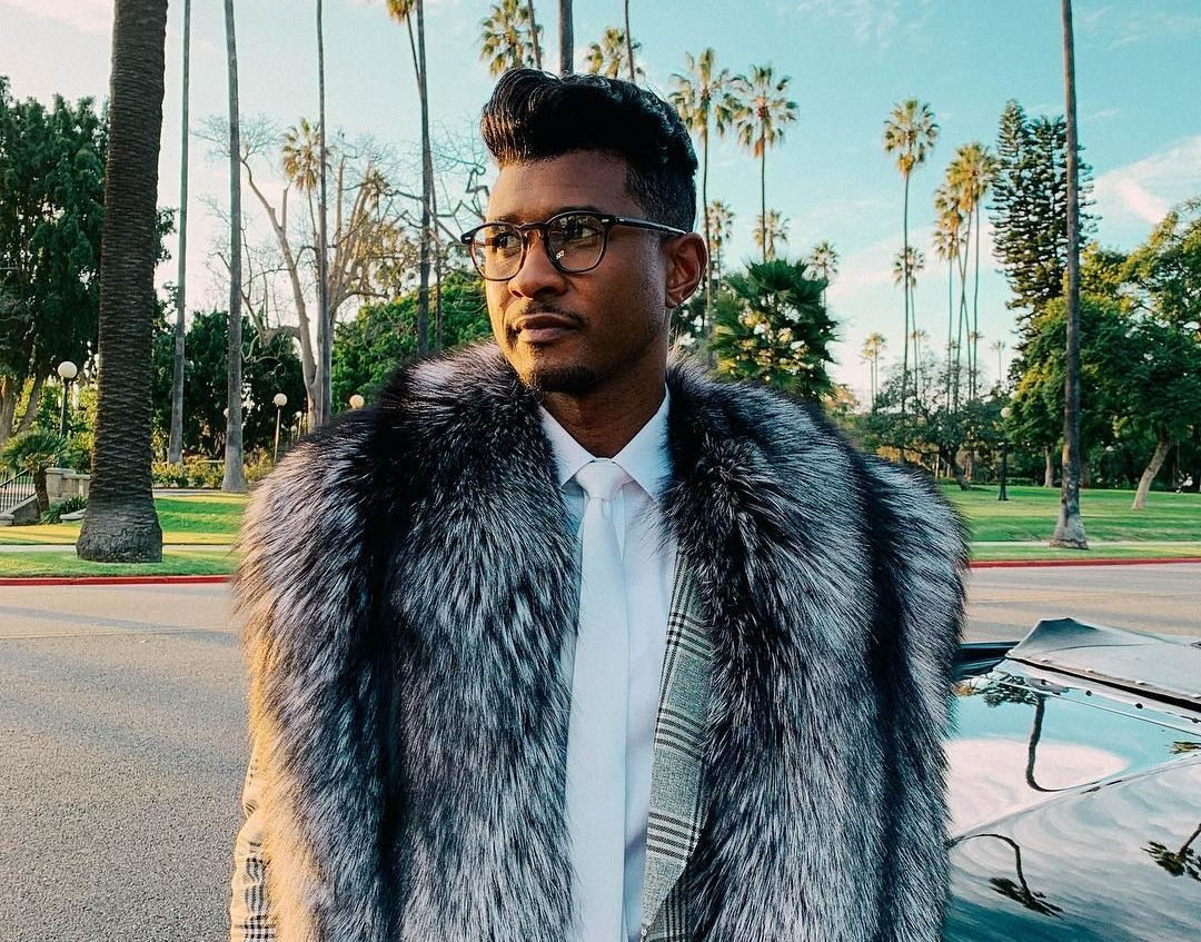 The Best Usher Debuts New Hairstyle And Fans Can T Stop Laughing Pictures