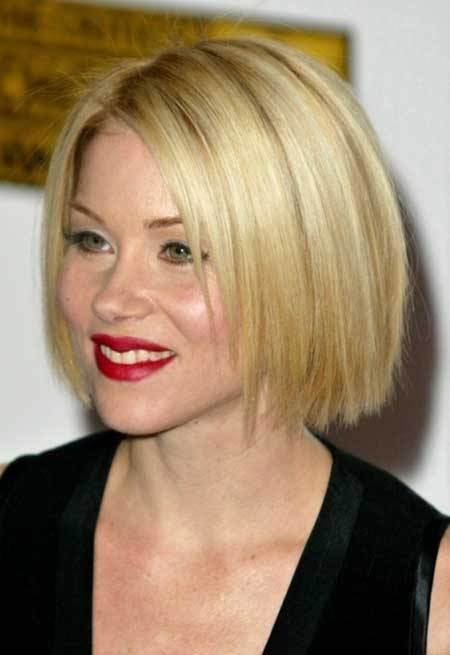 The Best And Worst Haircuts For A Round Face Shape Women Pictures