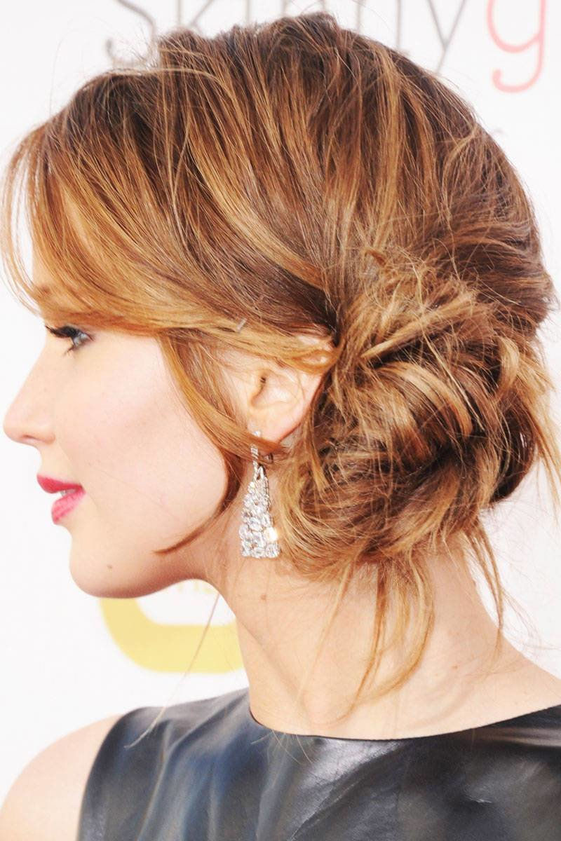 The Best Best Jennifer Lawrence S Different Hairstyles Women Pictures