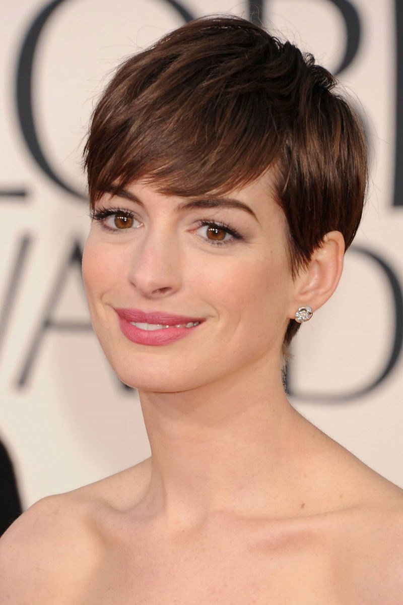 The Best Short Hair Never Looked So Good – We Luv Celebs Pictures