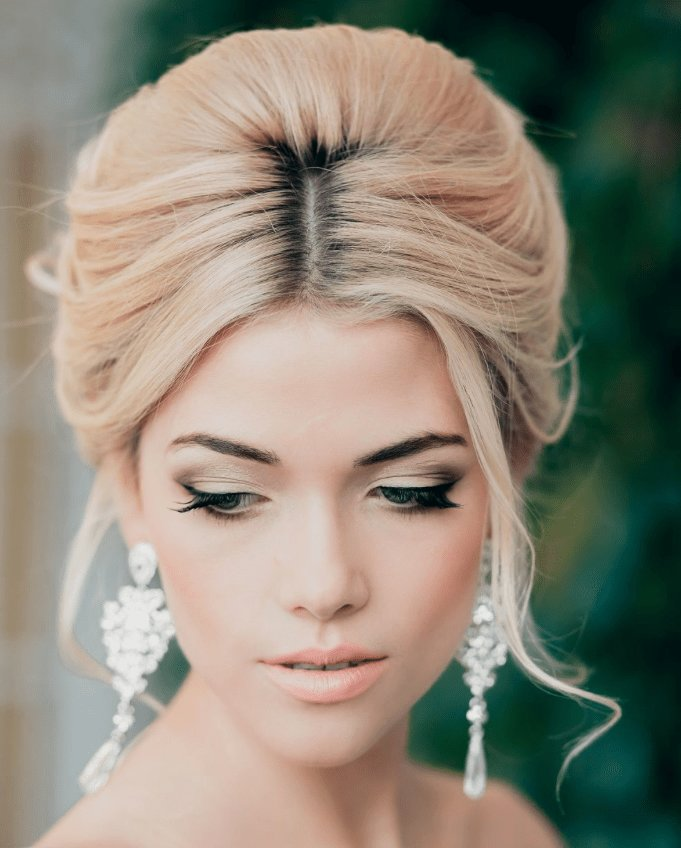 The Best 30 Creative And Unique Wedding Hairstyle Ideas Modwedding Pictures