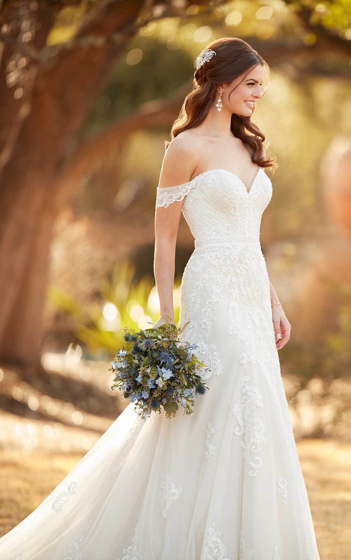 The Best Dreamy Chic Essense Of Australia Wedding Dresses Fall 2018 Pictures