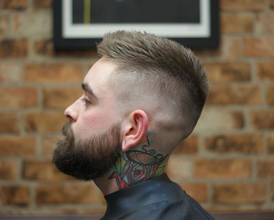 The Best Difference Between Taper And Fade Haircut Taper Vs Fade Pictures