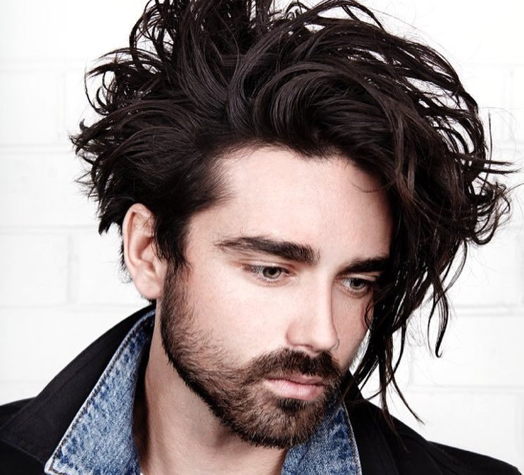 The Best New Long Hairstyles For Men 2017 Pictures