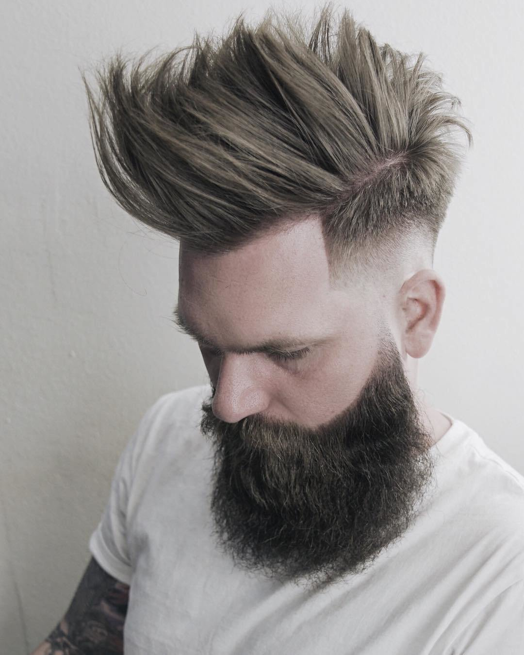 The Best Best Medium Length Men S Hairstyles 2017 Pictures