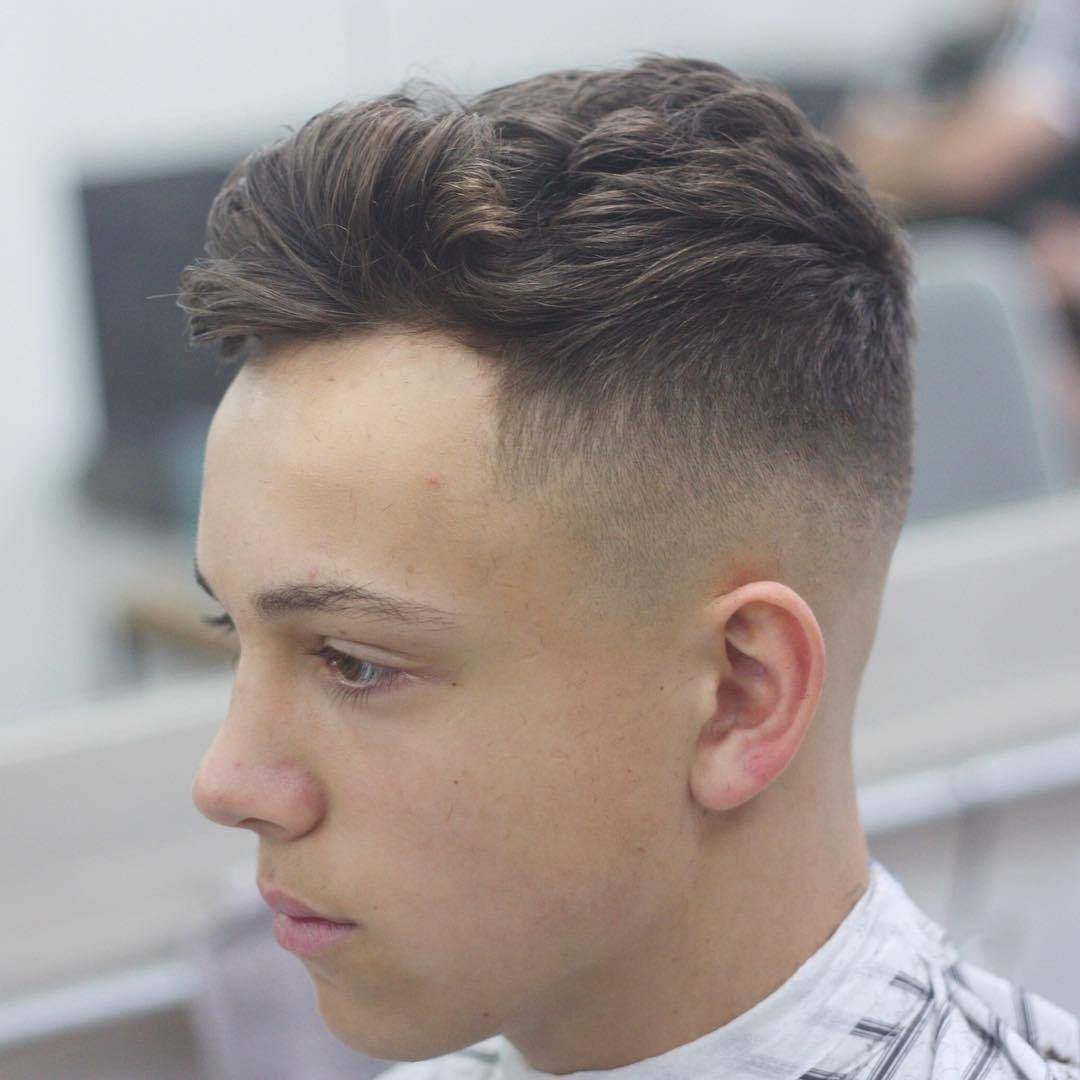 The Best Teenage Haircuts For Guys Boys To Get In 2017 Pictures