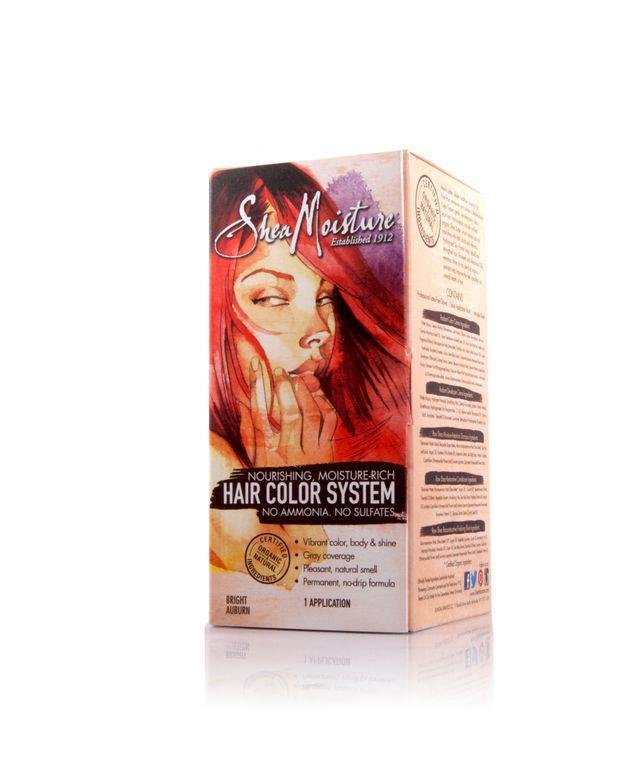The Best Sheamoisture Ammonia Free Hair Color System Natural Hair Pictures