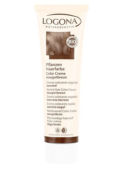 The Best Logona Hair Colour Cream Nougat Brown Pictures