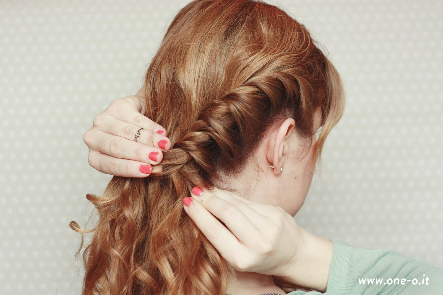 The Best 3 Quick And Easy Braided Hairstyles One O Diy Pictures