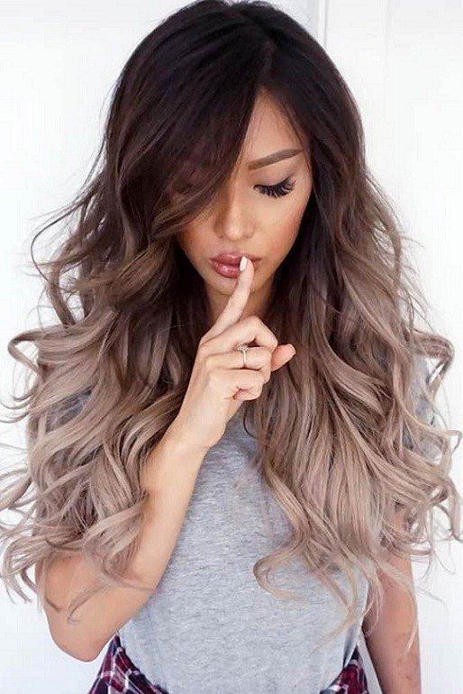 The Best 20 Trendy Hair Color Ideas For Long Hairs 2017 2018 Pics Pictures