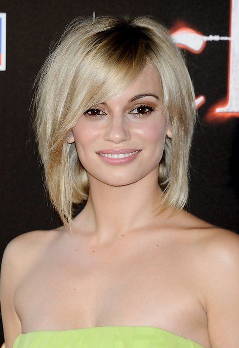 The Best Short Blonde Bob Haircut With Bangs For Thick Hair Norma Ruiz Hairstyles Pretty Designs Pictures