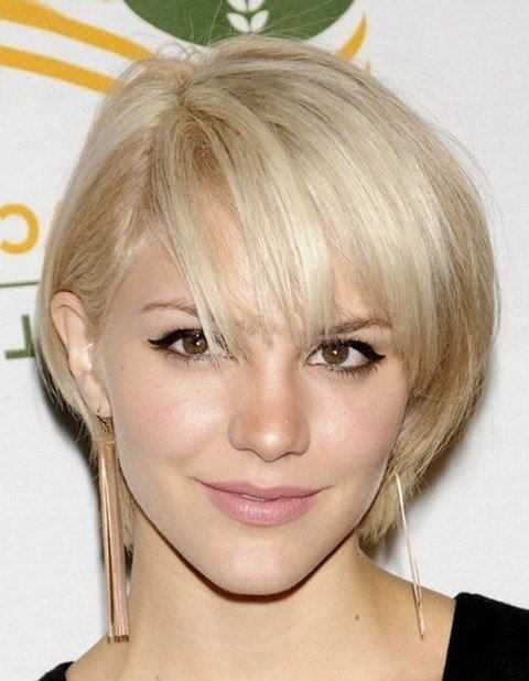 The Best 15 Chic Short Hairstyles For Thin Hair You Should Not Pictures