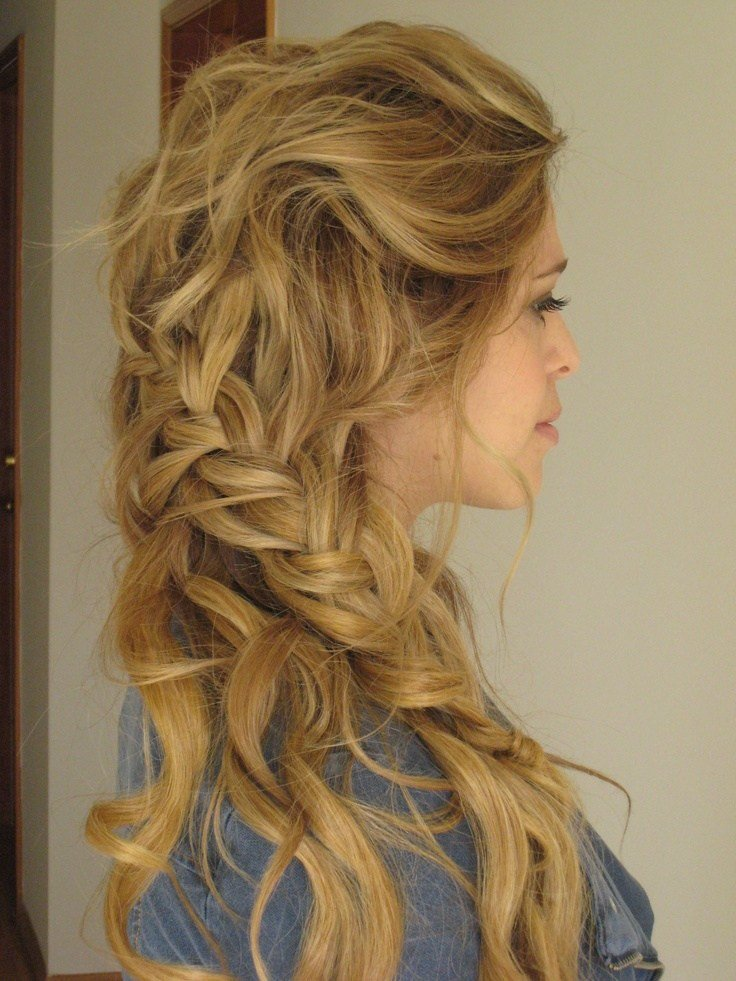 The Best 30 Cute And Fun Weekend Hairstyles Simple Easy Pictures