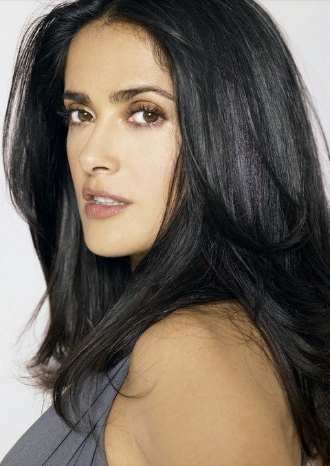 The Best Top 26 Salma Hayek Hairstyles Pretty Designs Pictures