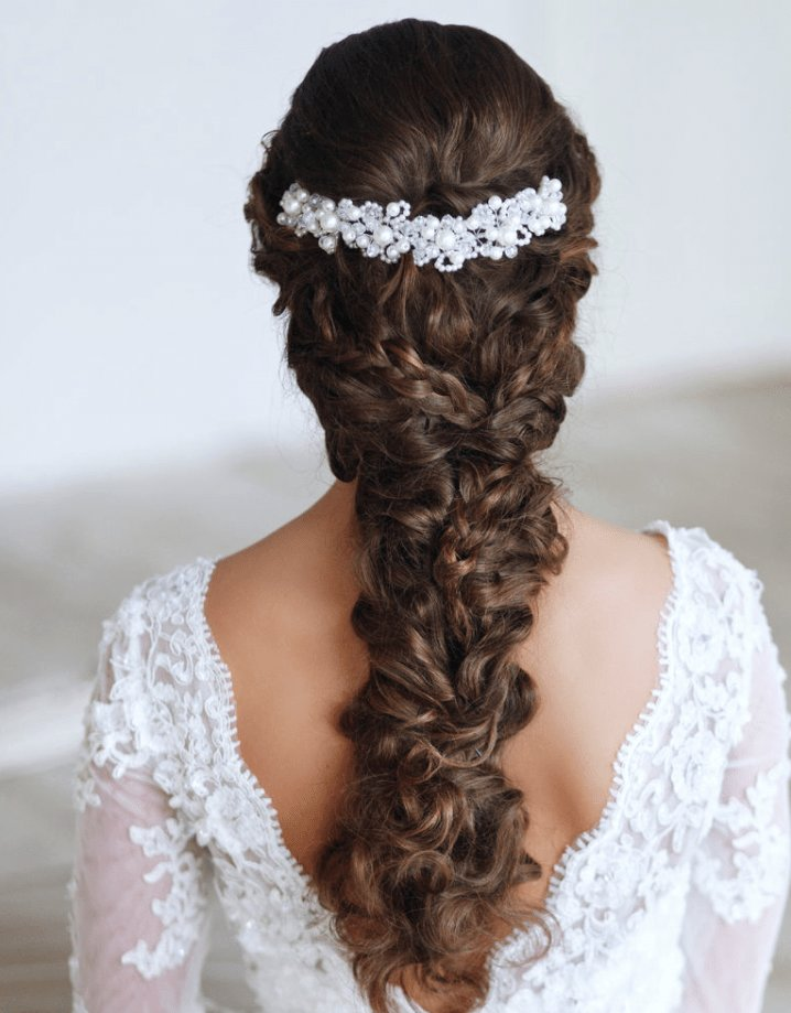 The Best 15 Classy Bridal Hairstyles You Should Try Pretty Designs Pictures