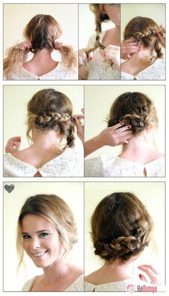 The Best 14 Simple Hairstyle Tutorials For Summer Pretty Designs Pictures
