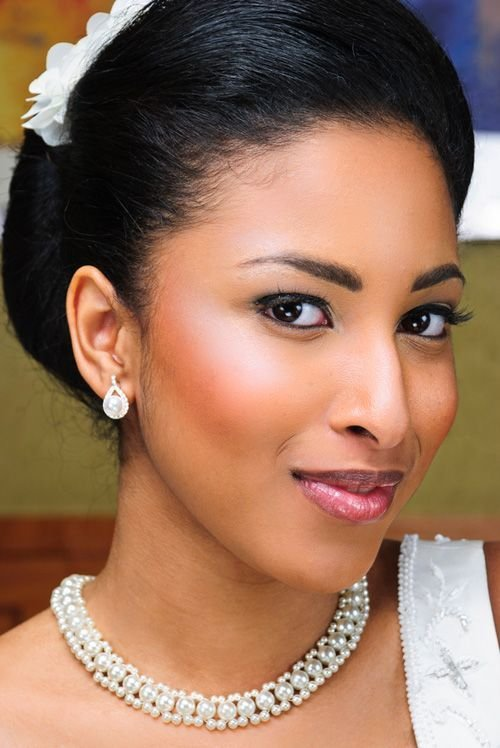 The Best 15 Awesome Wedding Hairstyles For Black Women Pretty Designs Pictures