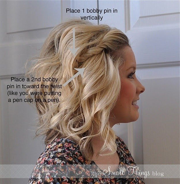 The Best 27 Easy Five Minutes Hairstyles Tutorials Pretty Designs Pictures