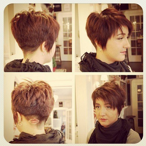 The Best 33 Cool Short Pixie Haircuts For 2018 Pretty Designs Pictures