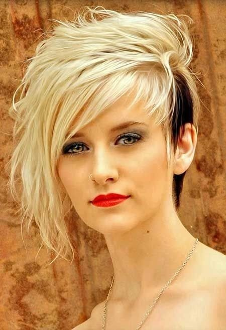 The Best 16 Cool And Edgy Black Blonde Hairstyles Pretty Designs Pictures