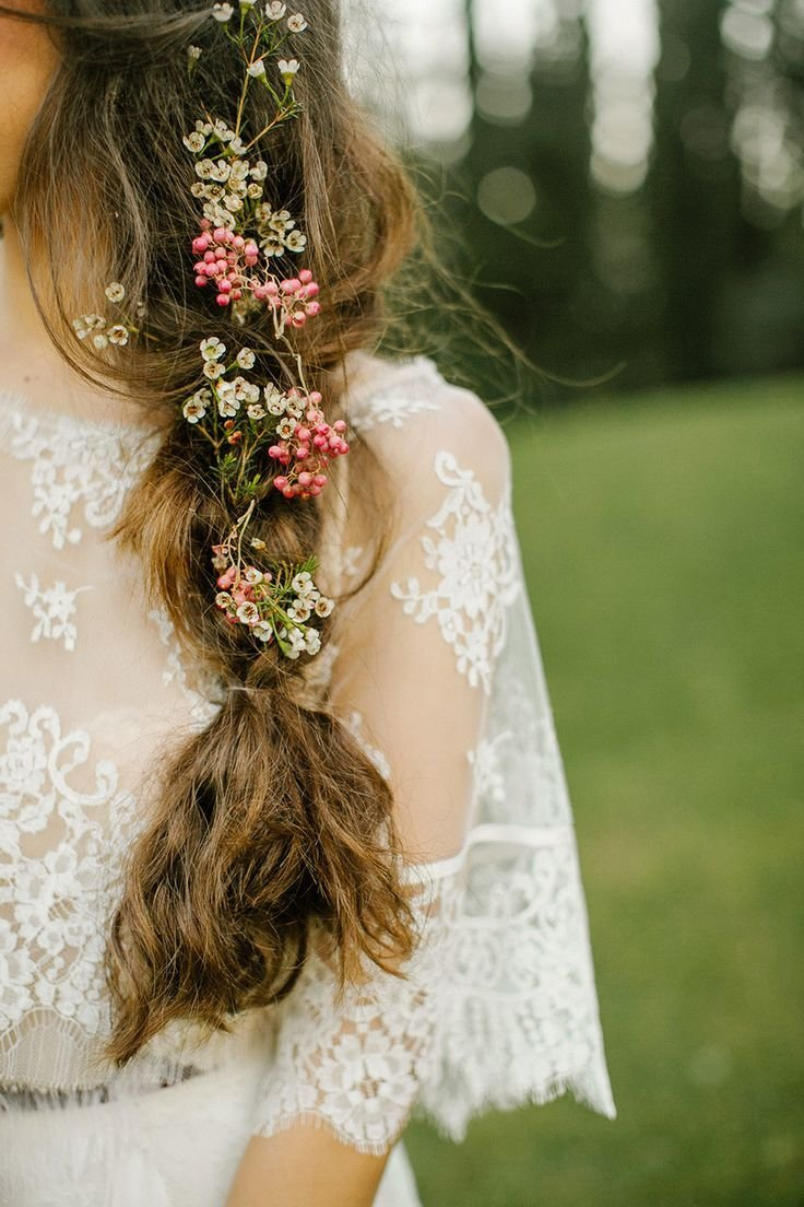 The Best 30 Boho Chic Hairstyles For 2019 Pretty Designs Pictures